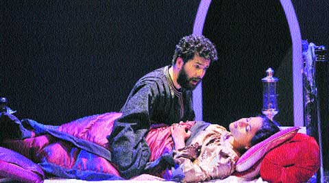 A scene from Othello