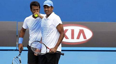 Asked if there is a possibility of pairing up with his former partner Bhupathi in future, the answer from Leander Paes was an emphatic no. (AP File)