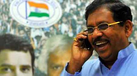 G Parameshwar on Friday claimed that the party would win 20 of the 28 Lok Sabha seats that went to the polls on Thursday.