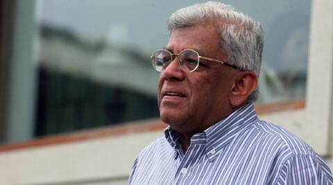 HDFC boss Deepak Parekh. (IE Photo)