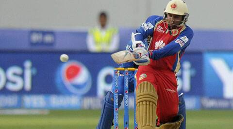 Parthiv Patel was adjudged Man of the Match for his half century against MI. (BCCI/IPL)
