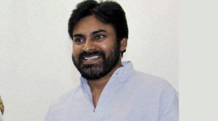 As per the Google trends, megastar Chiranjeevi's brother Pawan Kalyan is the most searched celebrity candidate.