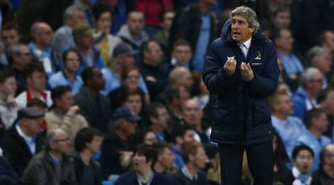 """I don't know what Chelsea are going to do - the only important thing we can do is to win our game."" - Manuel Pellegrini (Reuters)"