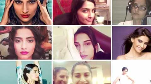 Sonam Kapoor's selfie song and Telugu superstar Nageswara Rao's last film.