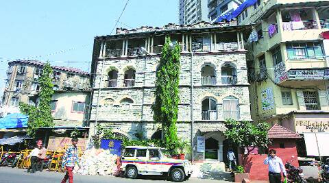 The police station was built in 1860. (Prashant Nadkar)