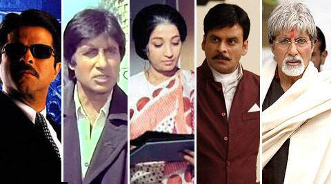 Here's a look at top five political characters from Hindi movies which fail to get erased from our memory.