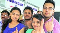 Around 78 pc first-time voters voted: Poll dept