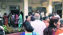 EC: 2, not 28, votes wrongly punched in Kalmadi School