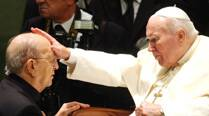 John Paul's legacy stained by sex abuse scandal