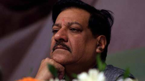 Maharashtra Chief Minister Prithviraj Chavan. (IE Photo)