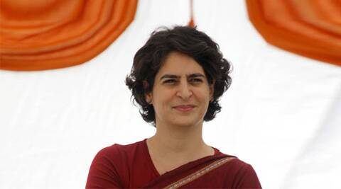 Priyanka, being an Special Protection Group protectee, is exempted from normal security check at  airports.