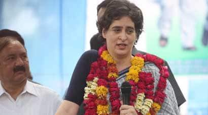 Priyanka kick-starts mother Sonia Gandhi's Amethi  poll campaign