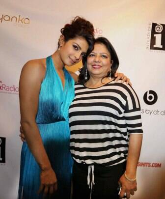 Priyanka Chopra launches new album 'I can't make you love me' in New York