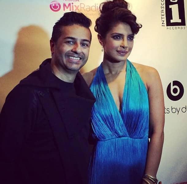 Priyanka Chopra launches new album 'I can't make you love me' in New York