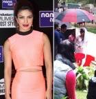 Wedding bells on the sets of Priyanka Chopra's 'Mary Kom'