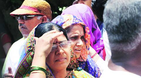 Chaos, anger across city over missing names