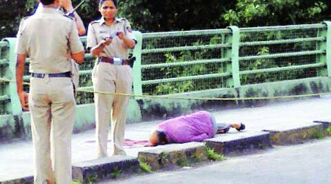 The family said Dabholkar's body had remained on the bridge for over 50 minutes according to eyewitnesses.