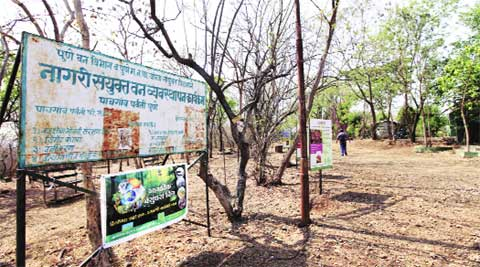 The JFM programme was launched in 2009 as the forest department with its limited resources was not able to maintain the forest areas in urban limits; one of the only four forest guards deployed to watch the 600-acre area.
