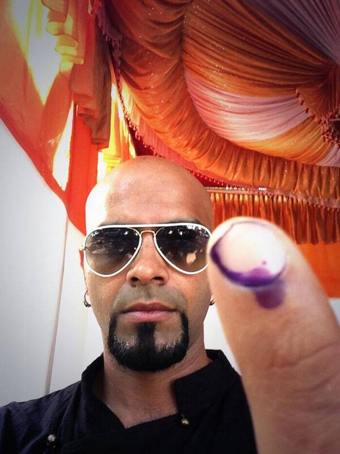 "Roadies maker Raghu Ram said, ""Finally!! Did my bit for a cleaner, better India. No more scams. No more riots."""