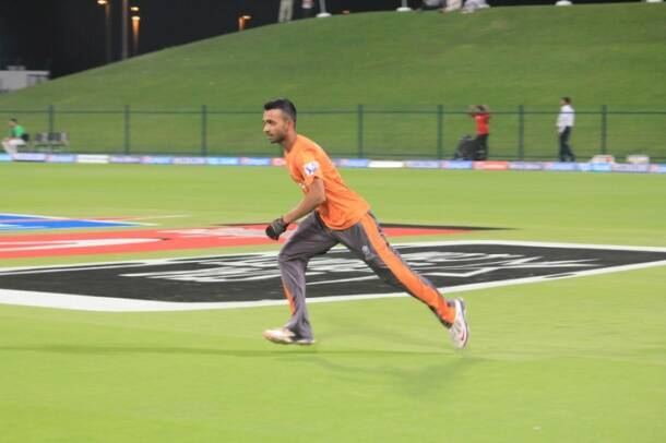 IPL 7: Rajasthan Royals sweat it out ahead of their opener