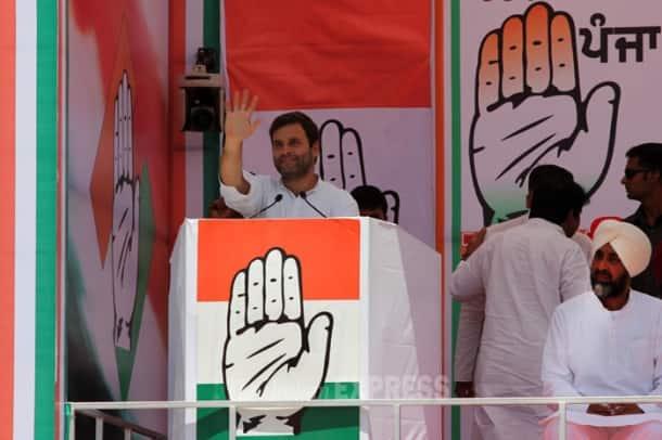 Elections 2014: Rahul Gandhi slams Narendra Modi in Punjab on last day of campaigning