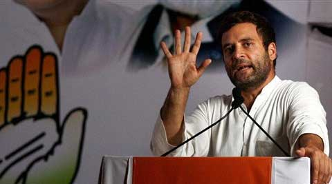 Communal conflict is being artificially and deliberately engineered in our country, especially in Uttar Pradesh, says Rahul Gandhi. (Source: PTI photo)