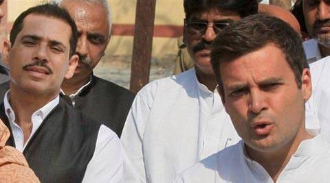 """I did not get personal against Narendra Modi; only pointed out a fact that he had not mentioned wife's name in affidavit,"" said Rahul Gandhi. (PTI)"
