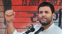 Rahul tears into Narendra Modi's 'toffee model' development in Gujarat