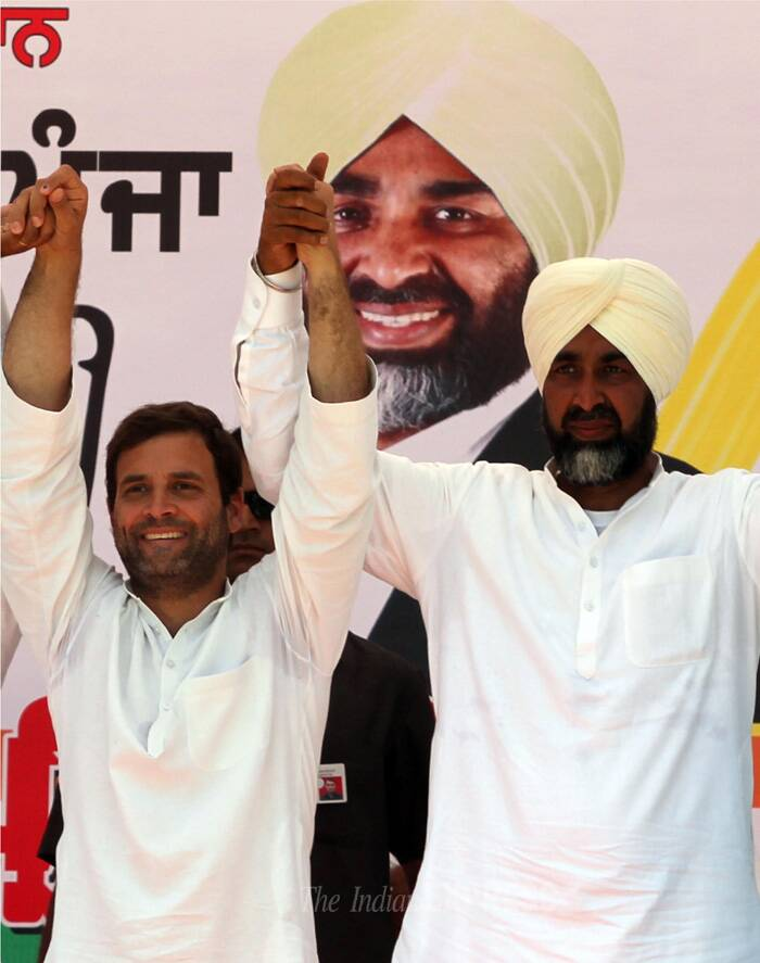 Elections 2014: Rahul Gandhi slams Narendra Modi in Punjab on last day of campaigning