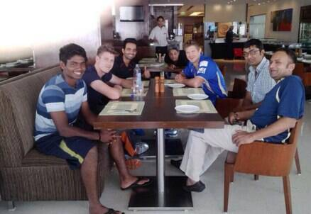IPL 7: And the party begins...