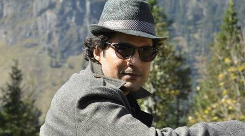 Rajeev Khandelwal said the role pushed him out of his comfort zone.