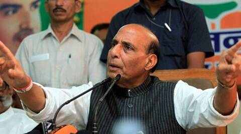 We are not a divisive party but an inclusive party, said Rajnath. (PTI)