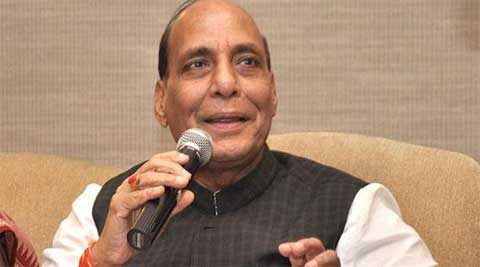 The wind is strongly in favour of the Narendra Modi as people have made up their minds to provide him an opportunity to lead the country, said Rajnath Singh.