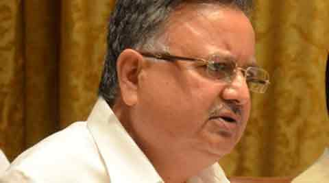 Chhattisgarh Chief Minister Raman Singh. (File Photo: PTI)
