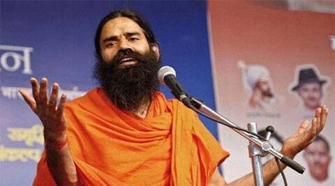 "Targeting Rahul Gandhi, Ramdev on Friday had said that the Congress vice-president visited the homes of Dalits for ""honeymoon and picnic"" — a statement that infuriated Congress and several others alike. (Reuters)"
