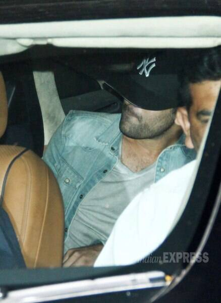 Ranbir Kapoor's late night meet with Aamir Khan