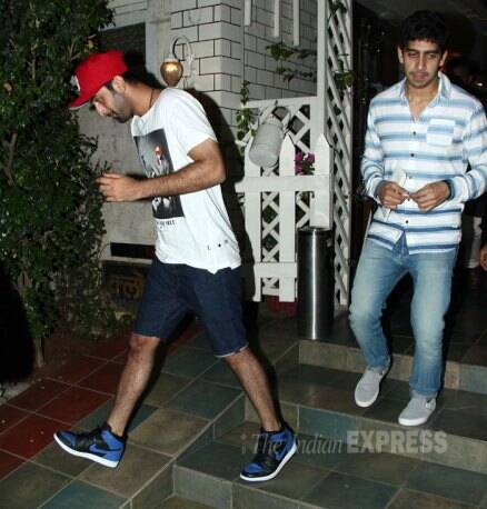 Again! Ranbir Kapoor's late night with Ayan, not girlfriend Katrina Kaif
