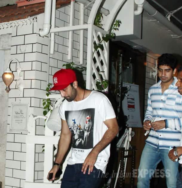 Again! Ranbir Kapoor's late night with Ayan, not girlfriend Katrina Kaif