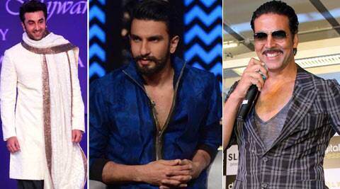 """I think Ranbir Kapoor, Ranveer Singh and others are doing well. In my eyes, they are next superstars,"" Akshay said at the trailer launch of his forthcoming home production called 'Fugly'."