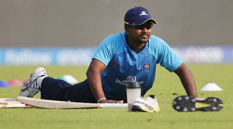 Rangana Herath ripped apart New Zealand's batting order, claiming five wickets for three runs in 21 balls to put Sri Lanka in the semi-finals. (AP)
