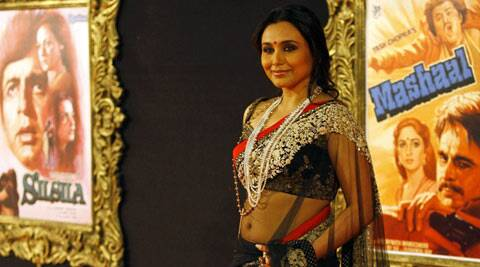 Rani Mukherji has been spotted quite a few times in Sabyasachi saris and suits.