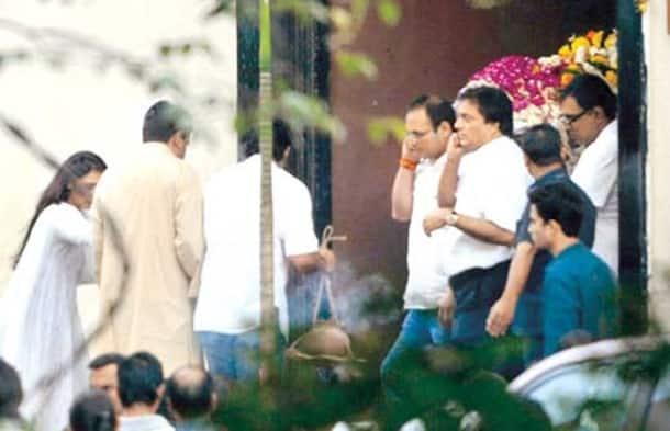 Rani Mukerji, Aditya Chopra's love story