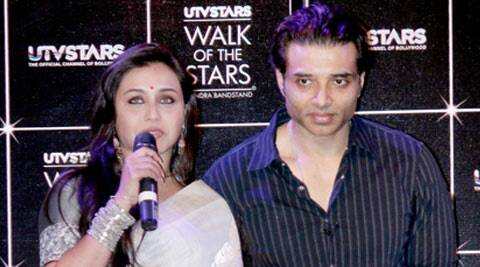 """We welcome Rani Chopra to the family. Lots of love to the newlyweds,"" tweeted Uday Chopra, who was last seen in 'Dhoom 3.'"