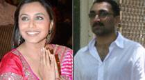 Rani Mukherji, Aditya Chopra secretly tie the knot in Italy