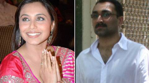 Yash Raj Films released a statement confirming Rani and Aditya's wedding, which was a 'small and intimate affair'.