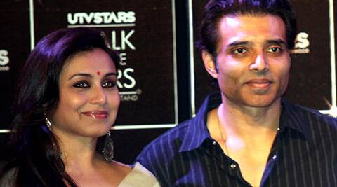 The 'devar' has already started poking fun at his 'bhabhi' Rani Mukerji!