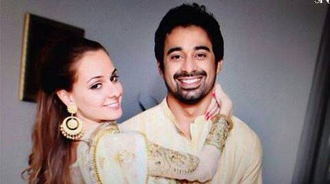 Ranvijay had announced his wedding plans on social networking site Twitter last month.