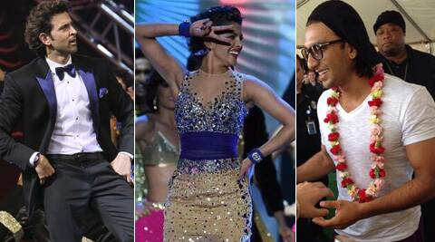 IIFA awards made the jam-packed audience groove with their favourite Bollywood celebrities.