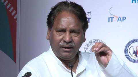 Kavuru Sambasiva Rao was upset over the division of Andhra Pradesh for the creation of a separate state of Telangana.