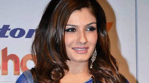 Raveena Tandon campaigned in favour of Congress candidate and sitting MP from the Kurukshetra.
